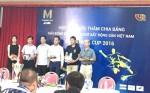 16 đội bóng BĐS sẽ tham gia Giải bóng đá phong trào Mchannel Cup 2016