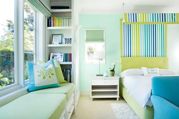 205814baoxaydung image001 Cùng nhìn qua những sự kết hợp màu sang trọng cho phòng ngủ