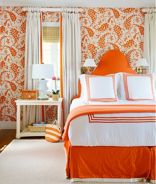 205817baoxaydung image002 Cùng nhìn qua những sự kết hợp màu sang trọng cho phòng ngủ