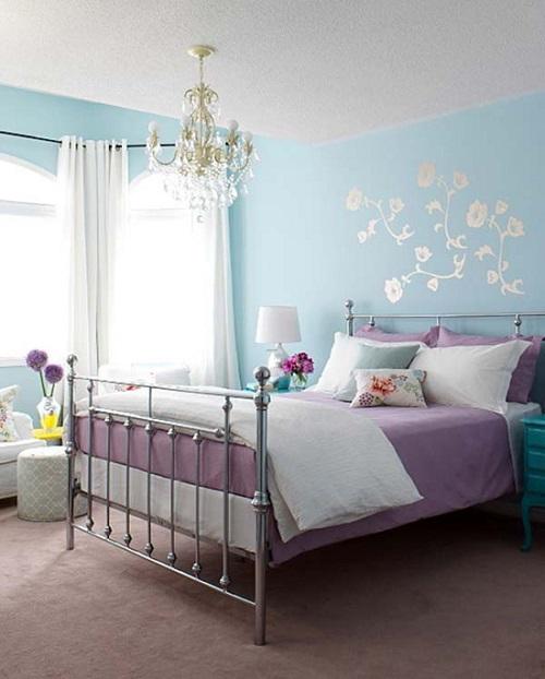 205819baoxaydung image003 Cùng nhìn qua những sự kết hợp màu sang trọng cho phòng ngủ