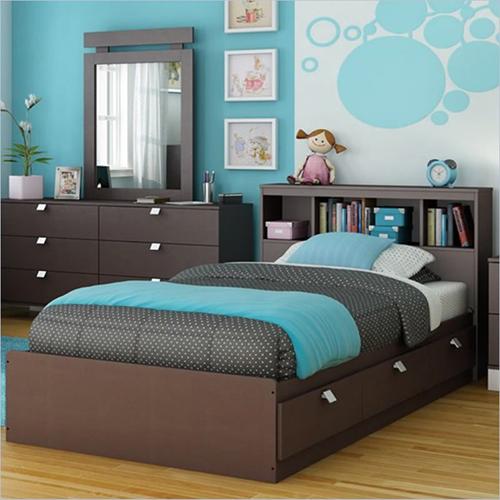 205824baoxaydung image005 Cùng nhìn qua những sự kết hợp màu sang trọng cho phòng ngủ