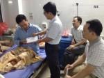 Thái Nguyên: Chuẩn bị xét xử kẻ chém nhà báo Nguyễn Ngọc Quang