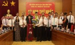 Vĩnh Phúc hoàn thành bầu Chủ tịch, Phó Chủ tịch HĐND, UBND tỉnh nhiệm kỳ mới