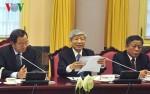 Nhận trách nhiệm với cử tri về sai sót của Bộ luật Hình sự 2015