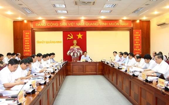 Quảng Ninh: Dứt khoát không gia hạn những dự án chậm tiến độ