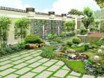 Những tiêu chí lựa chọn gạch lát sân vườn