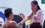 Clip Quốc Cơ cầu hôn MC Hồng Phượng cực chất được chia sẻ chóng mặt