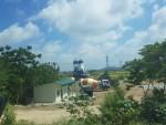 """Quế Võ (Bắc Ninh):  Ai đang """"bảo kê"""" cho Trạm trộn bê tông không phép ngang nhiên hoạt động?"""