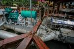 Máy bơm khủng được đề xuất chống ngập cho Tân Sơn Nhất