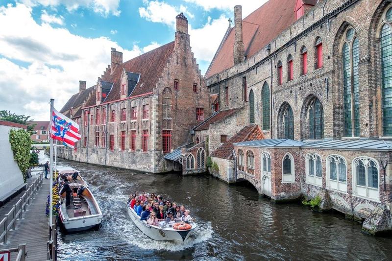 10 thành phố bên sông gây ấn tượng với du khách