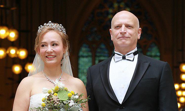 Vợ chồng diễn viên 'Tiểu Long Nữ' tặng toàn bộ tài sản làm từ thiện