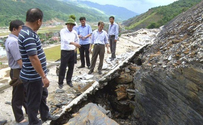 Góp ý điều chỉnh nội dung và sử dụng vốn dự án Cấp thoát nước Mộc Châu, Sơn La