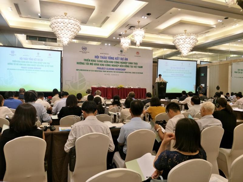 Khu công nghiệp sinh thái: Hướng tiếp cận bền vững cho phát triển công nghiệp tại Việt Nam