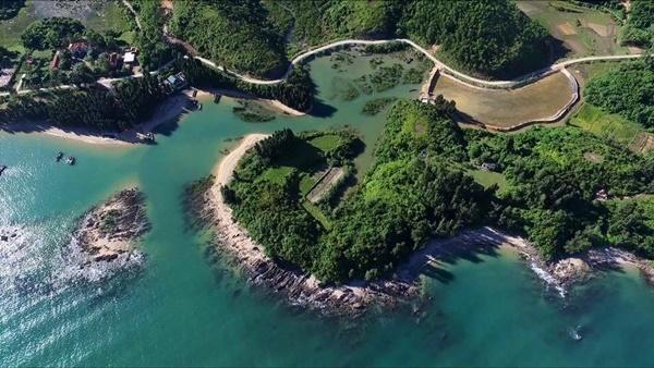 Quảng Ninh có thêm một khu du lịch biển đảo
