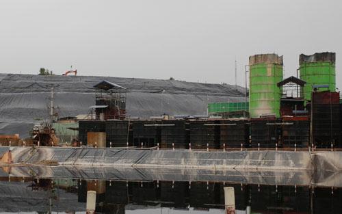 Đề xuất dùng 'công nghệ xanh' với bãi rác lớn nhất Hà Nội