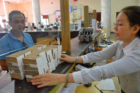 Sửa quy định chế độ tài chính đối với Bảo hiểm tiền gửi Việt Nam
