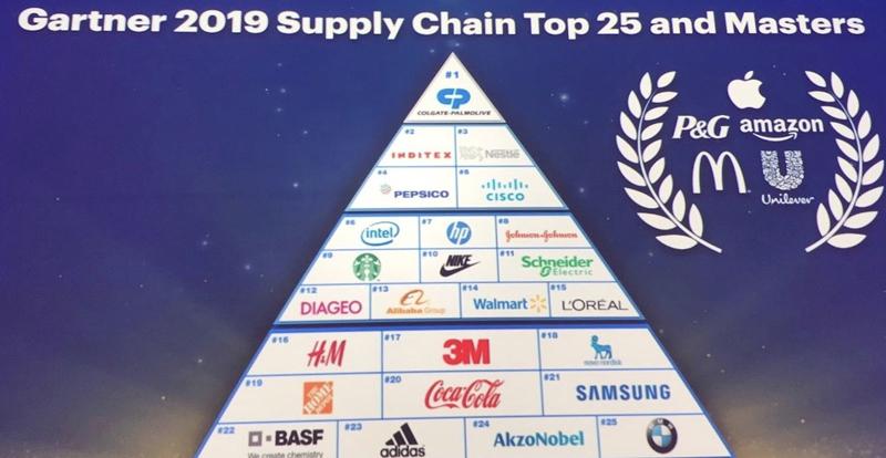 Schneider Electric lọt top 25 chuỗi cung ứng hàng đầu thế giới