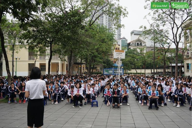 Trường học xanh của GreenID khác biệt thế nào?