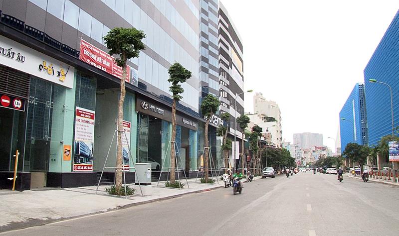Đống Đa (Hà Nội): Đẩy mạnh công tác quản lý quy hoạch - kiến trúc, bảo vệ môi trường