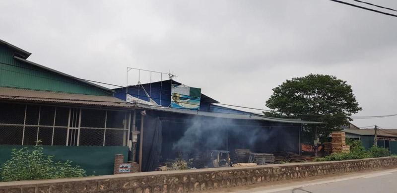 Bắc Từ Liêm (Hà Nội): Nhà xưởng xây dựng tràn lan trên đất nông nghiệp, trách nhiệm thuộc về ai?