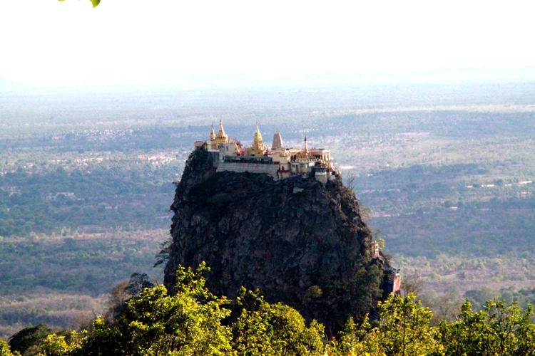 Kỳ 1: Hành trình lên núi Popa, nơi ẩn cư của những thần linh