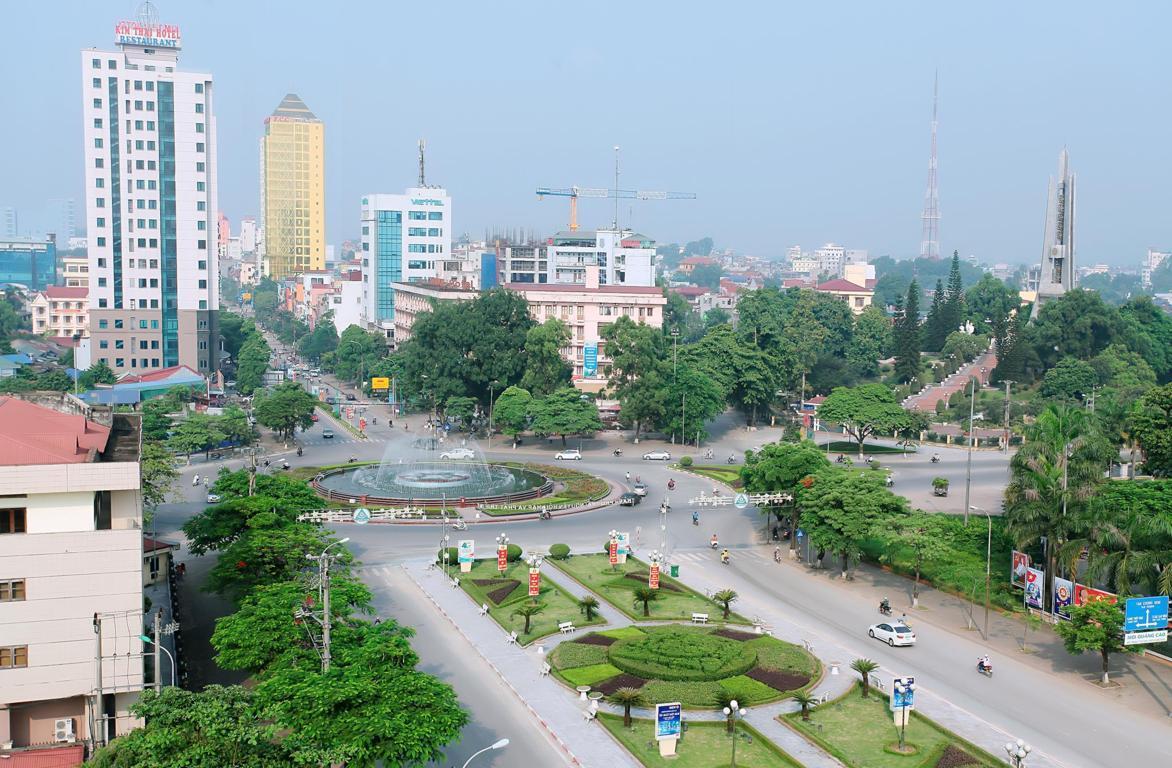 Điều chỉnh cục bộ Quy hoạch chung thành phố Thái Nguyên