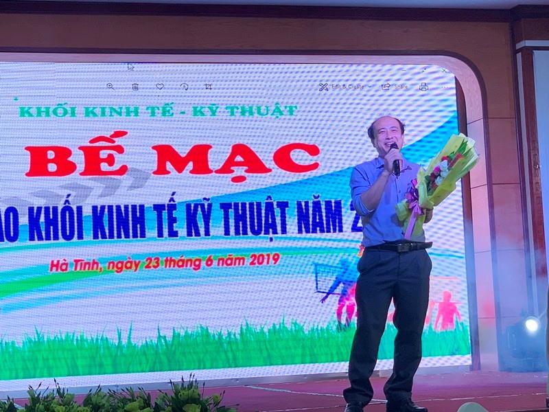 Hà Tĩnh: Bế mạc giải thể thao Khối Kinh tế kỹ thuật năm 2019