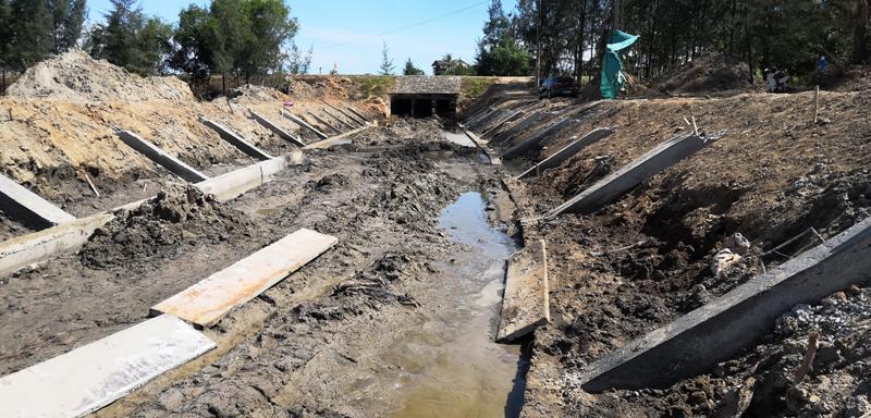 Lộc Hà (Hà Tĩnh): Nguy cơ từ dự án hơn 60 tỷ đồng không có giám sát