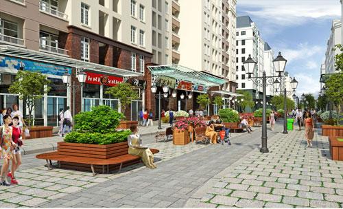 Hà Nội dự kiến khởi công nhà ở di dân phố cổ vào cuối 2019