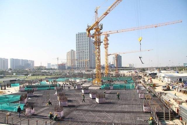 Chỉ số giá xây dựng giảm hơn 0,4%