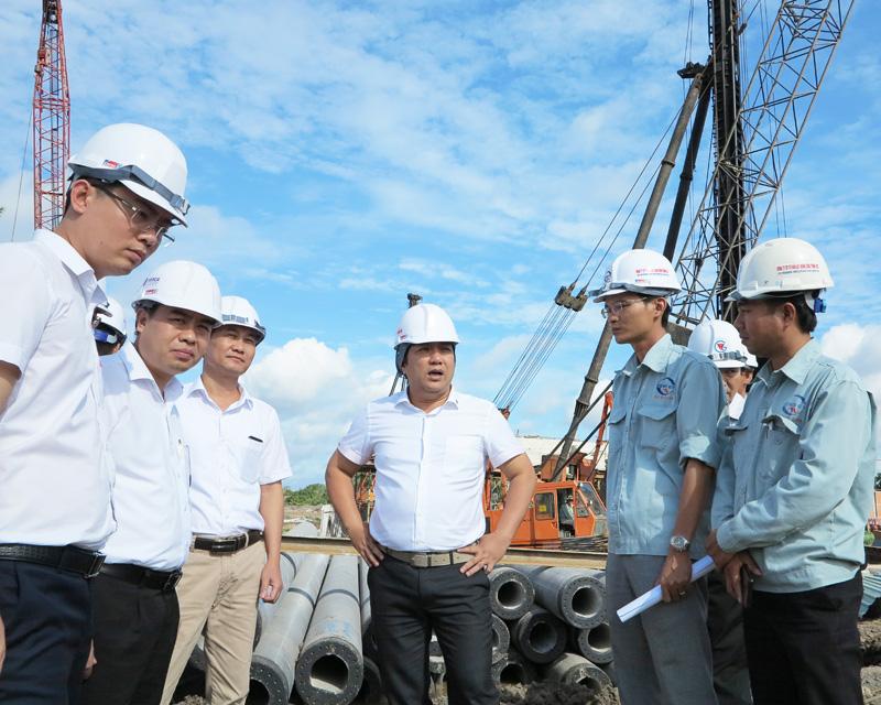 Dự án cao tốc Trung Lương - Mỹ Thuận: Công trường ngóng trông đồng vốn