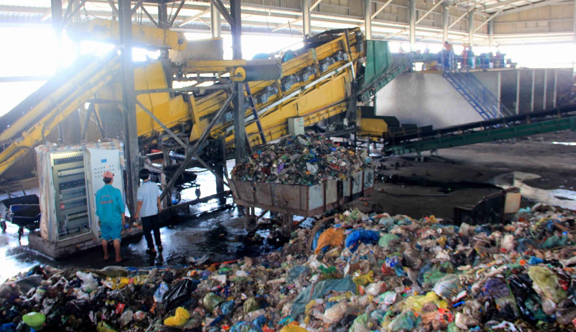 Phát triển nhà máy điện rác: Công nghệ phải phù hợp túi tiền?