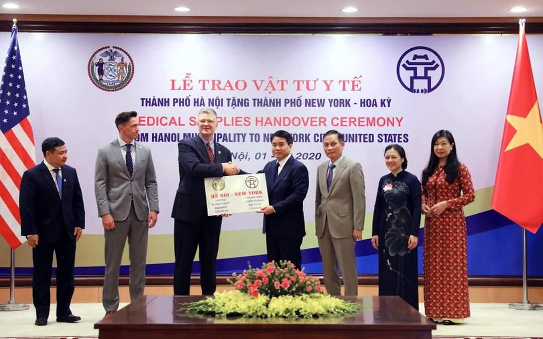 Đại sứ Mỹ ca ngợi Việt Nam và Hà Nội đã chủ động, minh bạch chống dịch Covid -19 thành công