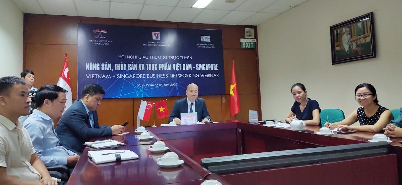 Giải pháp hợp tác kinh doanh nông sản, thủy sản, thực phẩm thành công với Singapore