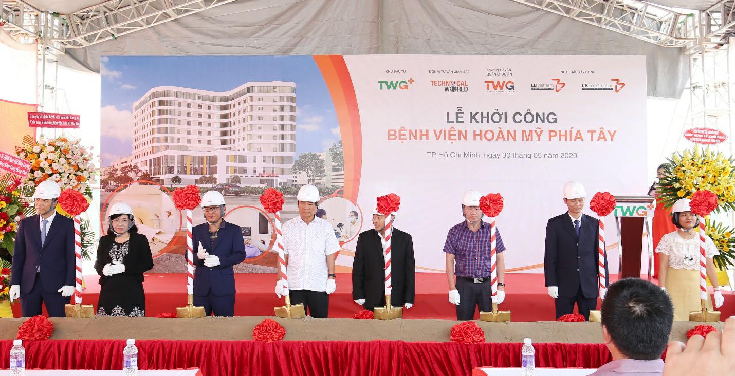 Thành phố Hồ Chí Minh: Đầu tư xây dựng Bệnh viện Hoàn Mỹ phía Tây gần 1.000 tỷ đồng