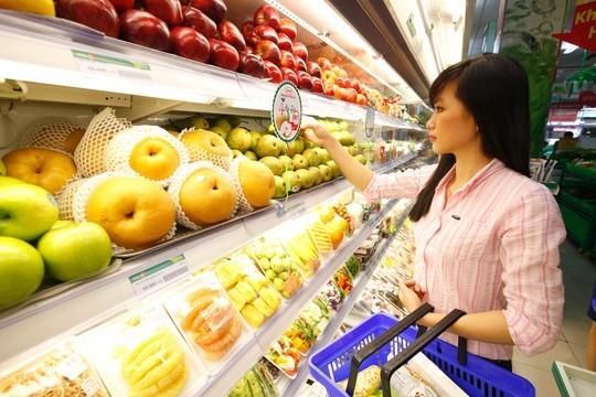 """Mục tiêu 100% cửa hàng trên địa bàn Hà Nội có biển nhận diện """"Cửa hàng kinh doanh trái cây an toàn"""" năm 2021"""