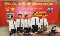 Đảng bộ Cục Giám định nhà nước về chất lượng công trình xây dựng: Phấn đấu hoàn thành tốt mọi nhiệm vụ