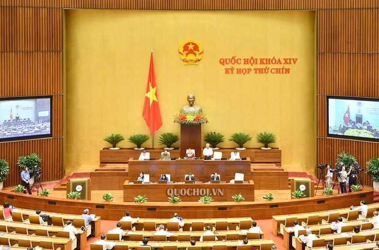 97,18% đại biểu có mặt biểu quyết thông qua Luật sửa đổi, bổ sung một số điều của Luật Xây dựng
