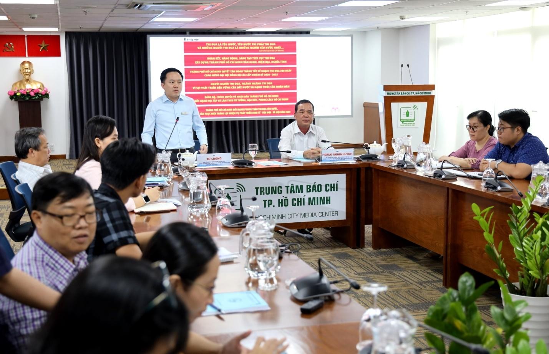 Sắp diễn ra Đại hội Thi đua yêu nước thành phố Hồ Chí Minh