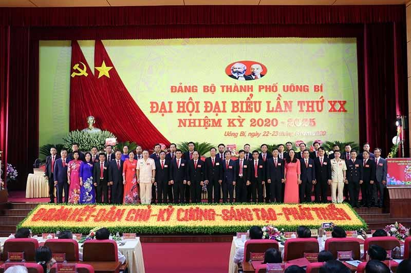 Uông Bí (Quảng Ninh): Xác định đầu tư xây dựng kết cấu hạ tầng giao thông làm động lực phát triển