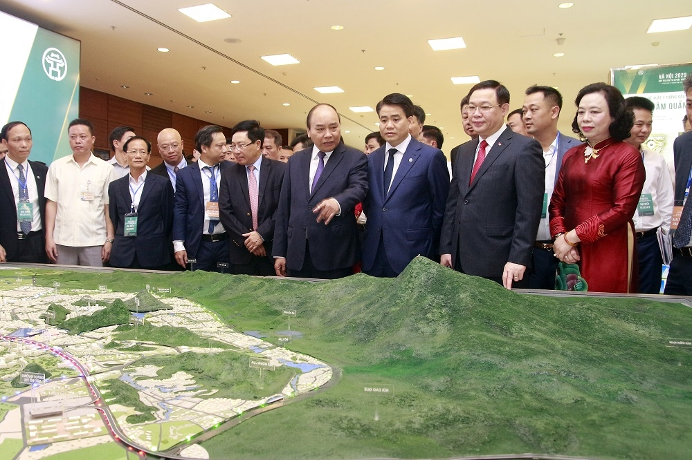 Khai mạc Hội nghị Hà Nội 2020 - Hợp tác đầu tư và phát triển