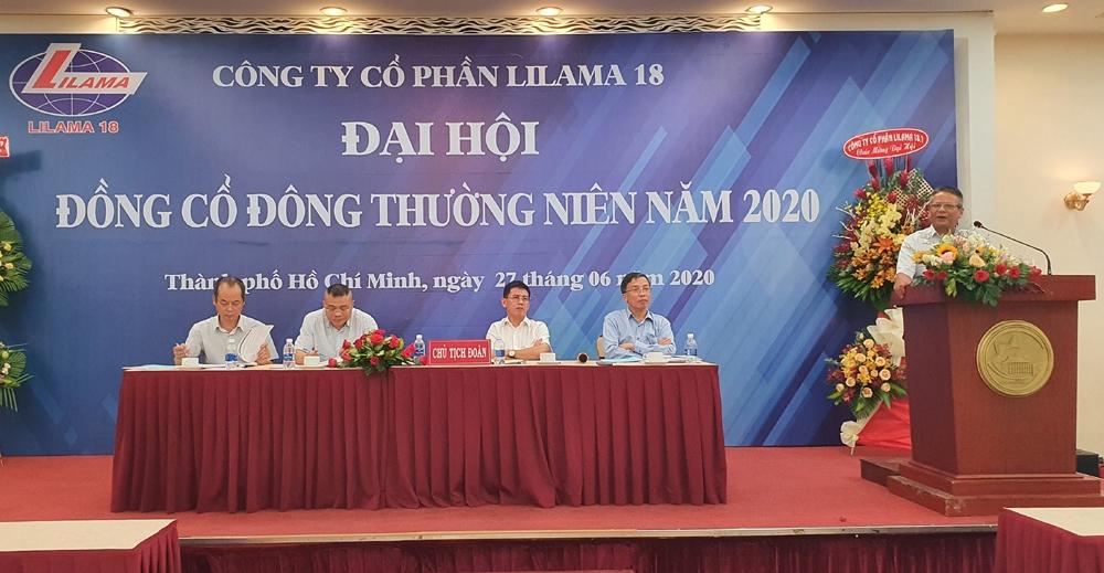 Lilama 18: Xây dựng kế hoạch sản xuất kinh doanh năm 2020 đạt trên 1,742 tỷ đồng