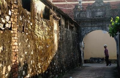 Nét bình dị nơi một trong 10 làng cổ đẹp nhất Việt Nam