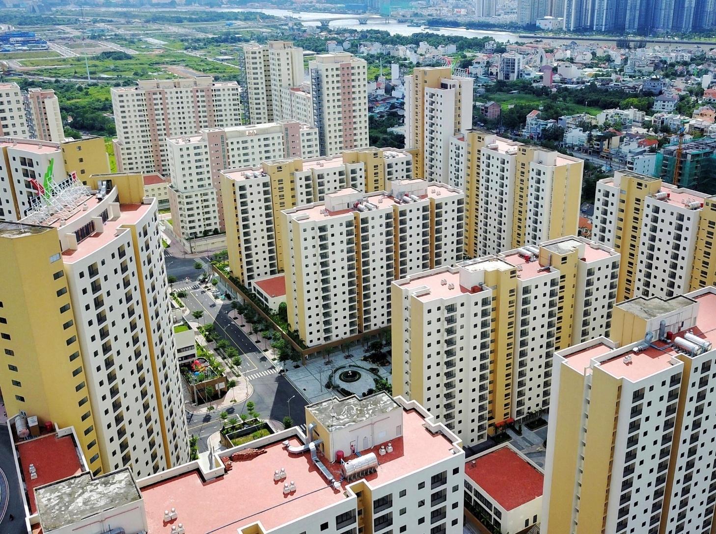 HoREA đề nghị doanh nghiệp tham gia đấu giá 3.790 căn hộ liền kề Khu đô thị mới Thủ Thiêm