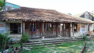 Gấp rút 'cứu nguy' vườn thơ Châu Hương Viên xứ Huế