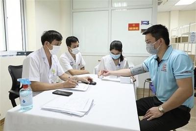 Ngày 12/6, Việt Nam ghi nhận thêm 261 ca mắc COVID-19 mới