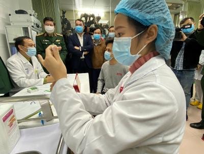 Nghiên cứu phát triển vắc xin phòng Covid-19 Made in Việt Nam: Những tín hiệu mới