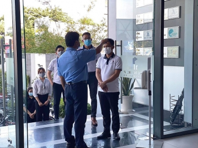 Thành phố Hồ Chí Minh: Doanh nghiệp bất động sản hỗ trợ kinh phí cho nhân viên phải nghỉ làm trong diện cách ly do dịch Covid-19