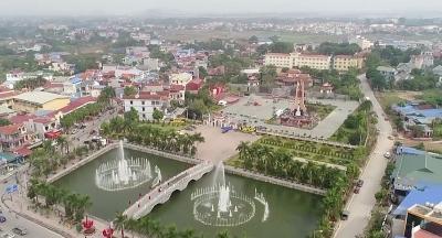 Thị xã Phổ Yên (Thái Nguyên): Tập trung xây dựng cơ sở hạ tầng cho 9 xã quy hoạch thành phường