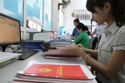 Chi tiết thủ tục đăng ký thế chấp sổ đỏ vay vốn ngân hàng